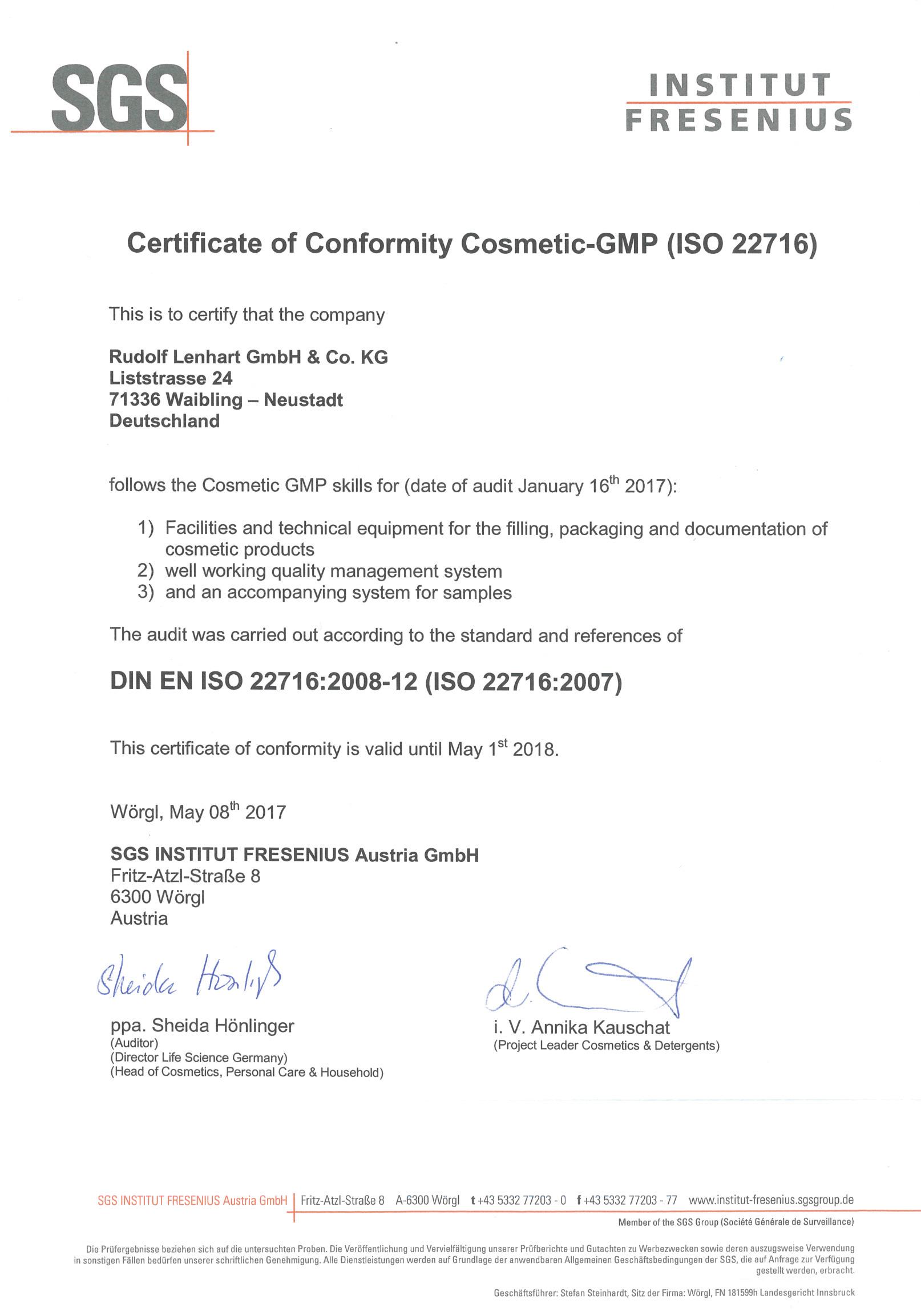 Wunderbar Zertifikat Proben Fotos - zertifizierungsstelle ...